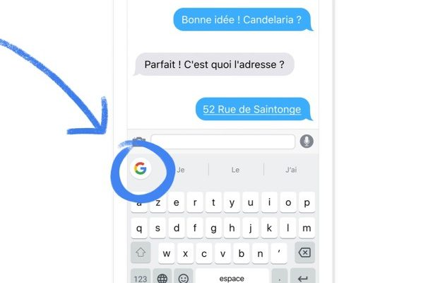 Cay Technology - Centre de Services de Réparation Saint Quentin 815754db8a8e94a3cd427d43bfe59-630x400 Gboard : le clavier intelligent de Google pour votre iPhone Non classé  smiley réparation iphone intelligent google gboard emoji clavier