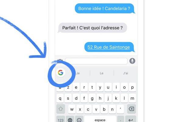 Cay Technology - Centre de Services de Réparation Saint Quentin 815754db8a8e94a3cd427d43bfe59-630x400 Gboard : le clavier intelligent de Google pour votre iPhone Non classé  smiley réparation iphone intelligent google gboard emoji clavier