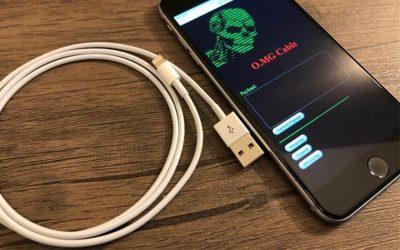 Cay Technology - Centre de Services de Réparation Saint Quentin omg-cable-lightning-400x250 iPhone, iPad : attention, ces faux câbles Lightning piratent les PC et les Macs Non classé