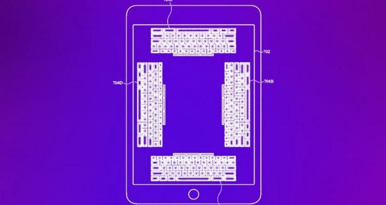 Cay Technology - Centre de Réparation Saint Quentin apple-clavier-virtuel-750x400 Apple développe un clavier d'iPhone qui donne les mêmes sensations qu'un clavier mécanique Non classé